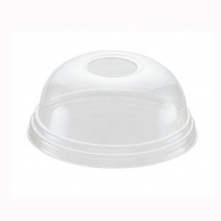 Tapa vasos A73/74-P60/61 cúpula c/ag. p.100