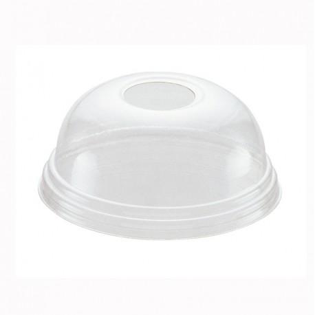 Tapa vasos A73/74-P60/61/62 cúpula c/ag. p.100