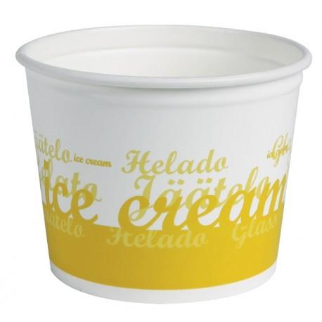 Tarrina helado SPE260ml 9x6,2cm c.1320