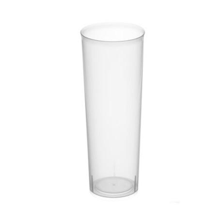 Vaso inyect. 300ml tubo irrompible PP p.10