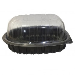 Envàs pollastre negre a/tapa cúpula c.110