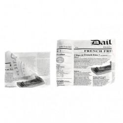 Bossa oberta antigreix New Times 17x17 c.1000