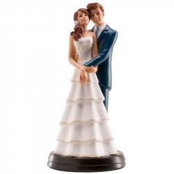 Pareja boda Laura y Alvaro 18cm p.2