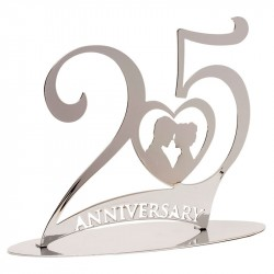 25 aniversario metal plata 20x16cm p.2