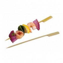 Pincho de bambú 12cm c.2000