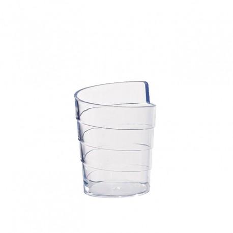 Mini copa transparente 50cc c.300