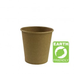 Vaso papel 100cc coffee kraft p.50