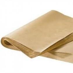Resma papel manila marrón 1/4 31x43 p.500x2
