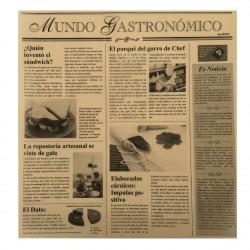 Papel kraft antigrasa New times 29x30 p.500