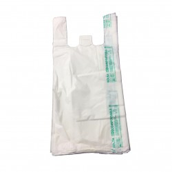 Bolsa camiseta compost. 30x40 g.58 c.1000