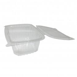 Envase c/tapa bisagra PPET 500cc p.50