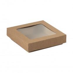 Caja take away c/vent 13x13x3cm c.250