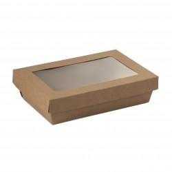 Caja take away c/vent 18x13x3cm c.250