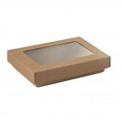 Caja take away c/vent 18x13x5cm c.250