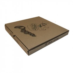Caja pizza kraft 29x29x3 Innova p.200