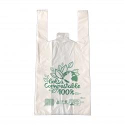 Bolsa camiseta compost. 40x50 g.80 p.200